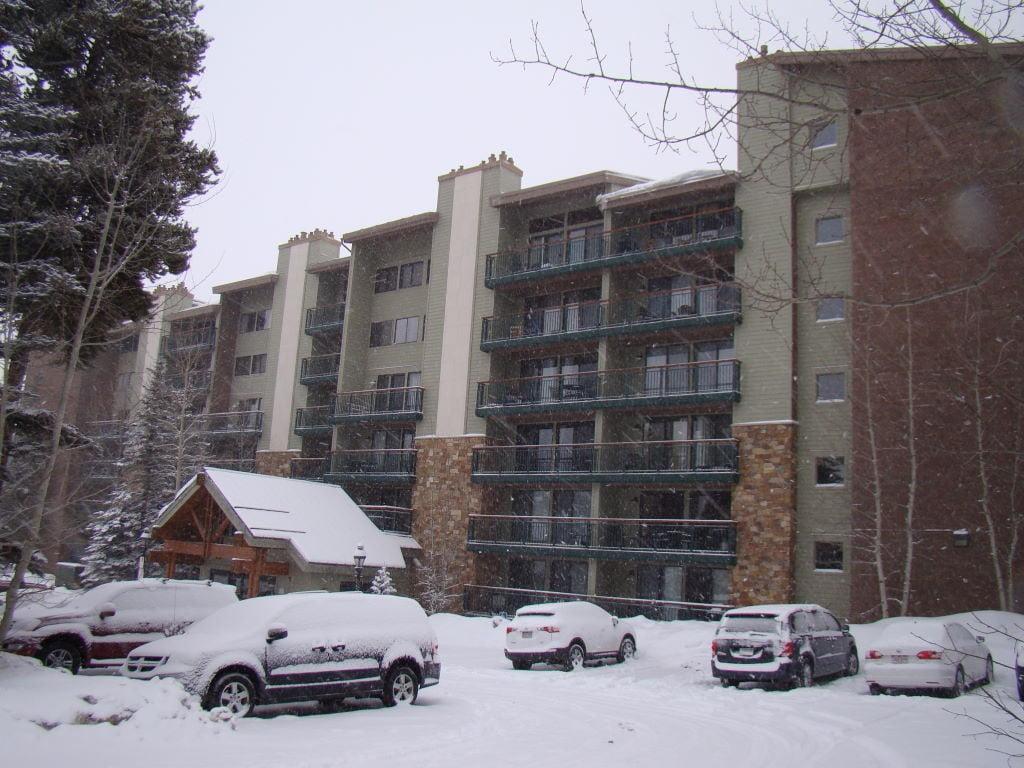 Condomínio Trails End - Ski na neve? Breckenridge  Colorado EUA!