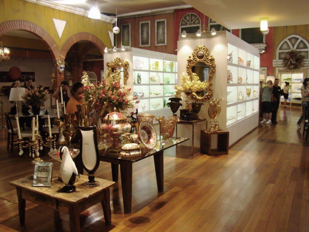 Loja Cristais de Gramado - O que fazer em Gramado e Canela com Chuva
