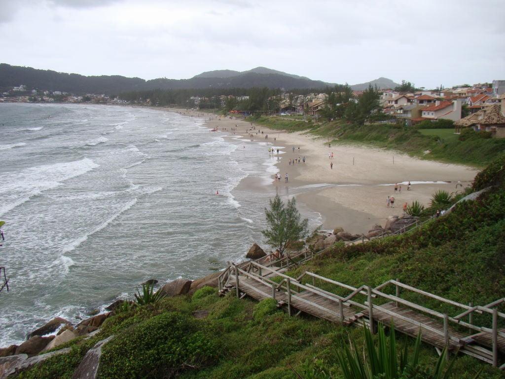 A Praia de Garopaba - As Melhores Praias de Garopaba SC