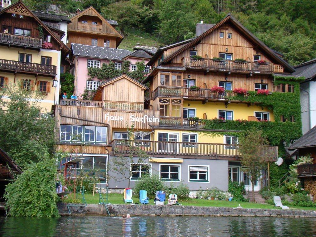 Pensão Sarstein em Hallstatt na Áustria - Dicas e melhores atrações