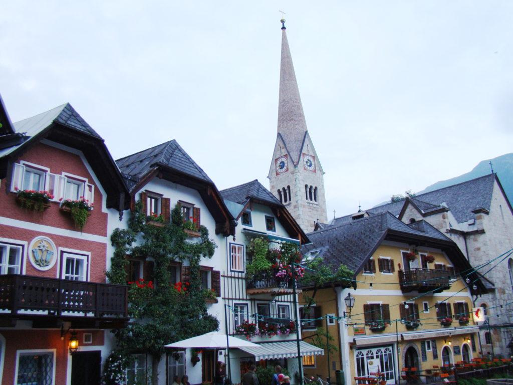 Centro de Hallstatt Áustria - Atrações e Dicas