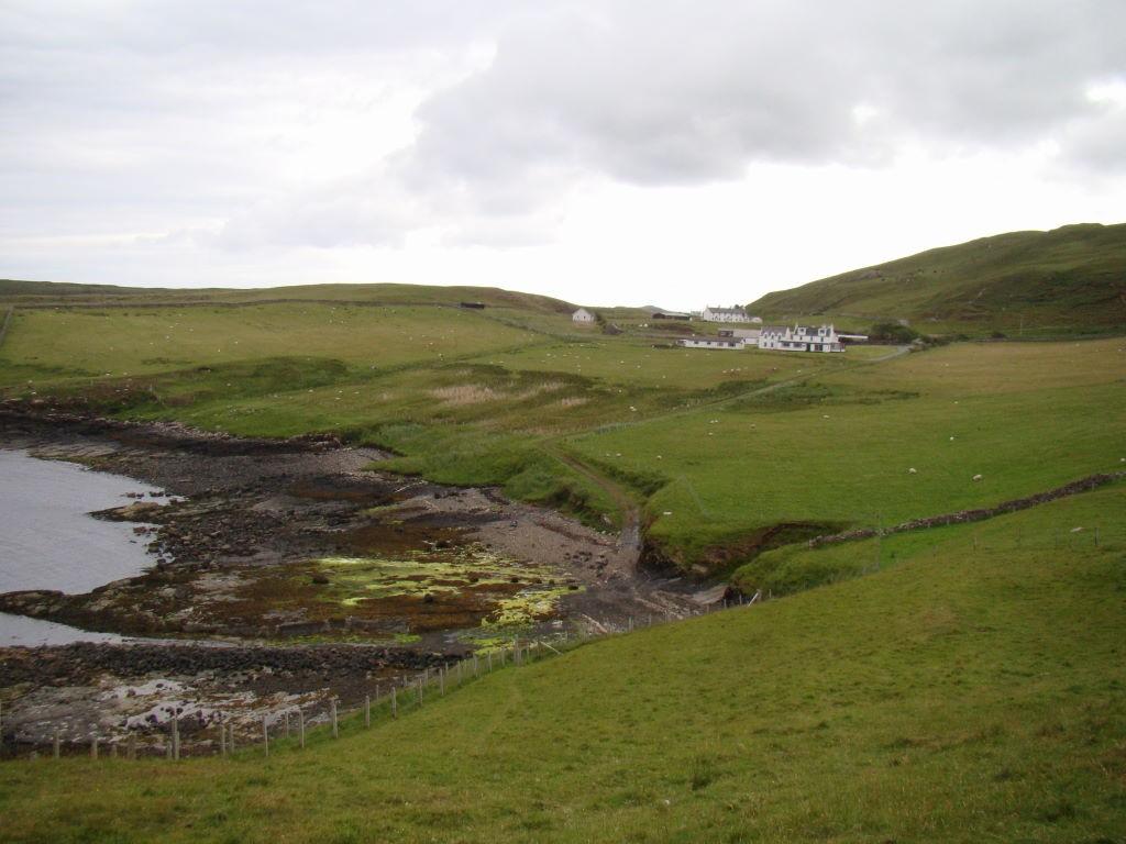 Castelo de Duntulm - Ilha de Skye - Highlands Escócia