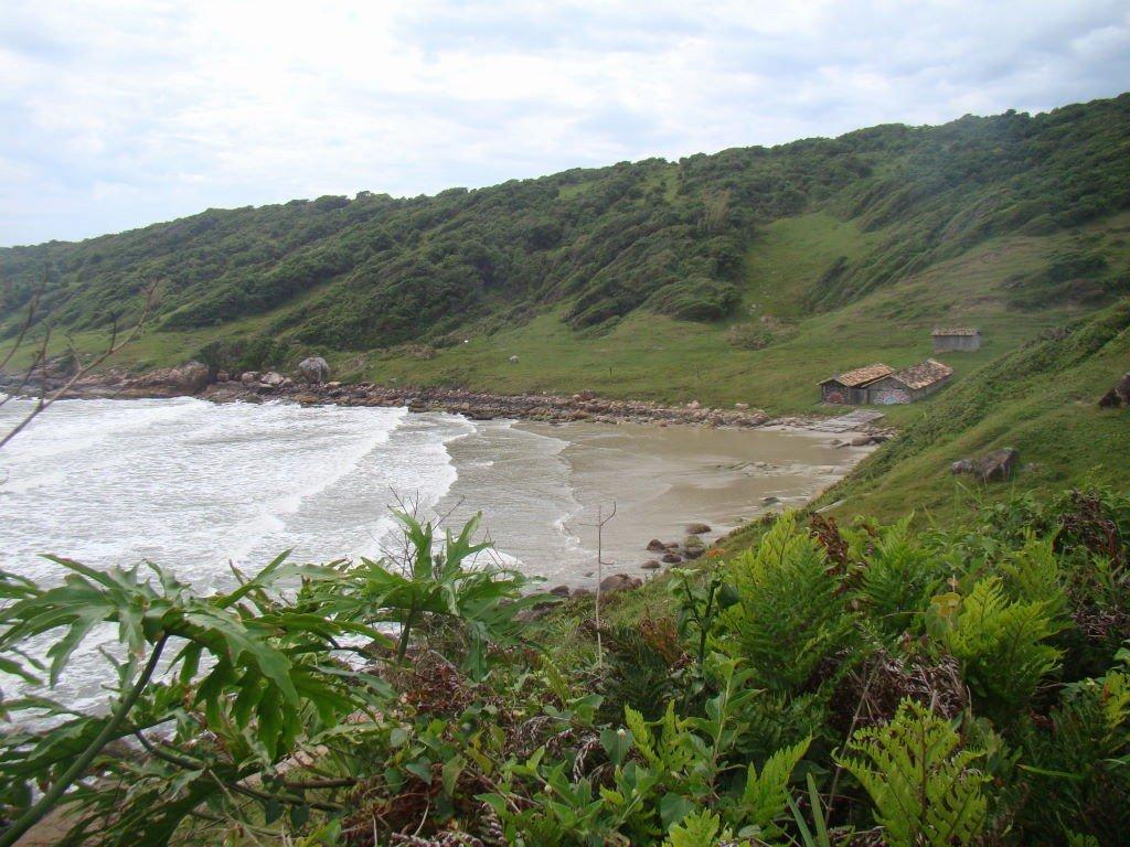Prainha ao lado da Praia do Rosa - As mais descoladas e melhores praias de SC