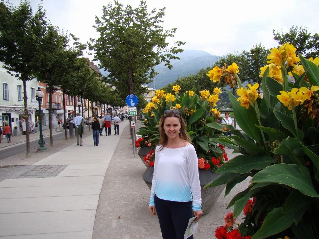 Esplanade - Bad Ischl Áustria Pontos Turísticos