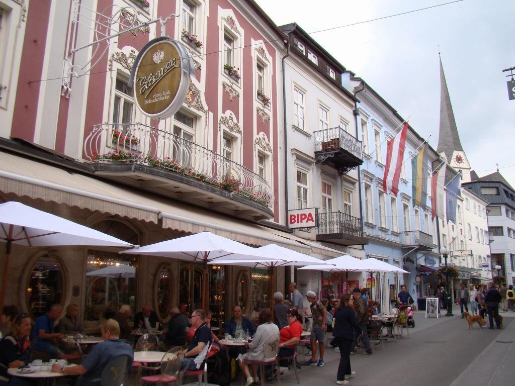 Centro - Bad Ischl Áustria Pontos Turísticos