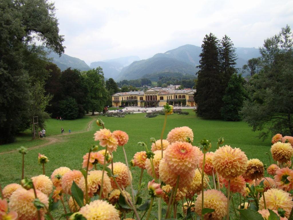Kaiser Villa e Kaiser Park - Bad Ischl Áustria Pontos Turísticos