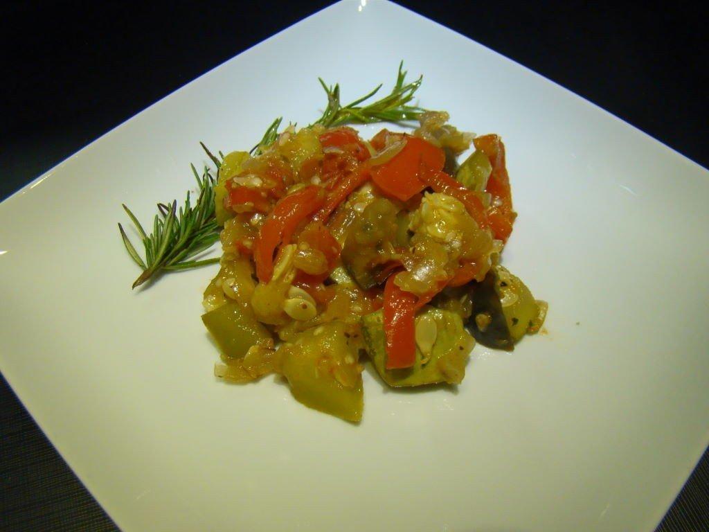 Ratatouille  receita original francesa