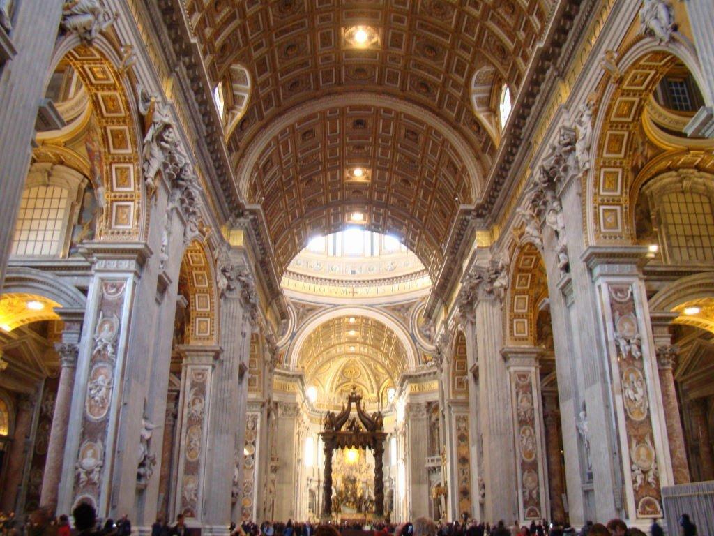 Basílica de São Pedro - Pontos Turísticos de Roma - O que fazer em 3 dias!