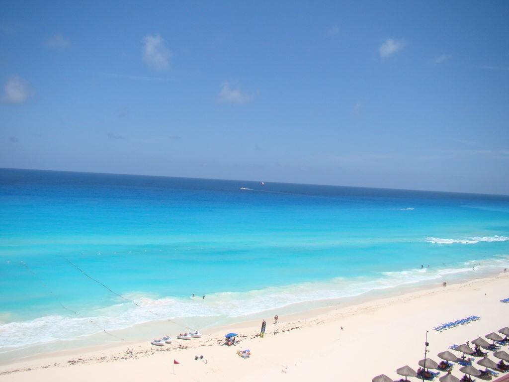 Cancun vista do JW Marriot - O que fazer em Cancun