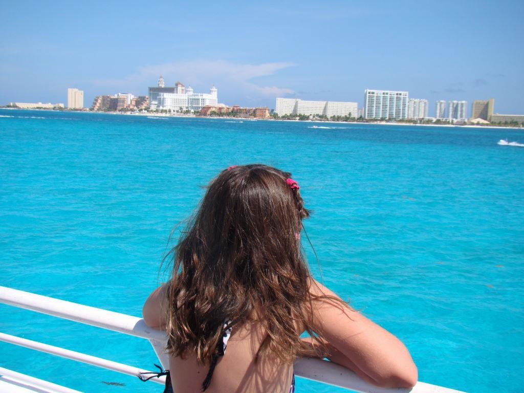 De Cancun a Isla Mujeres México