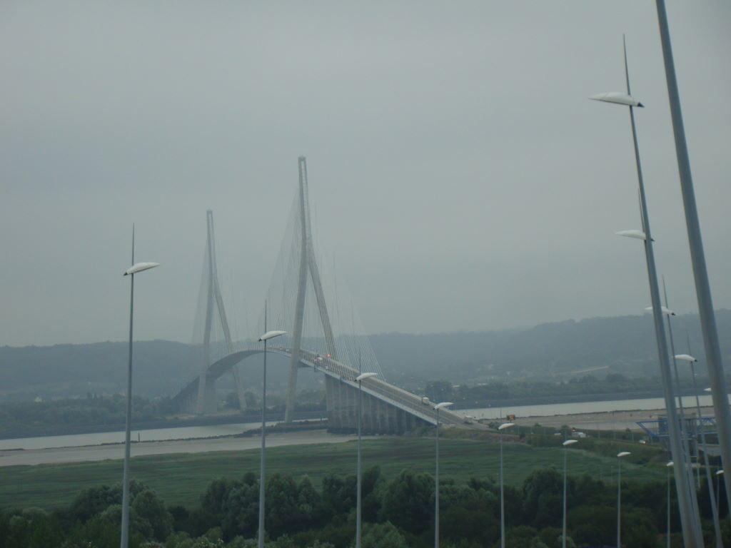 Ponte da Normandia, França