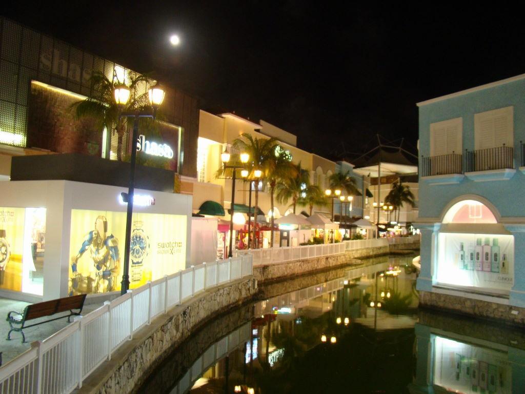 Shopping La Isla - O que fazer em Cancun México