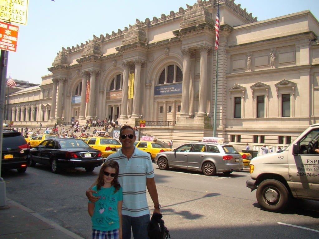 Metropolitan Museum of Art - Principais Pontos Turísticos de Nova York