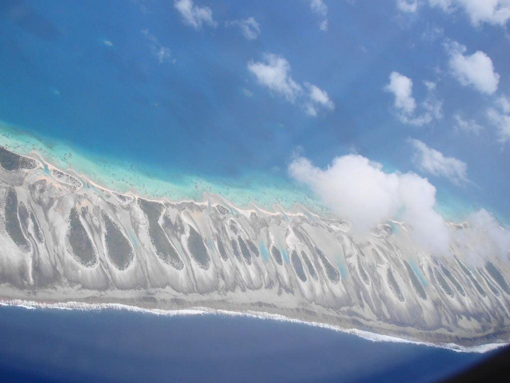 Ilha paradisíaca da Polinésia Francesa? Rangiroa!