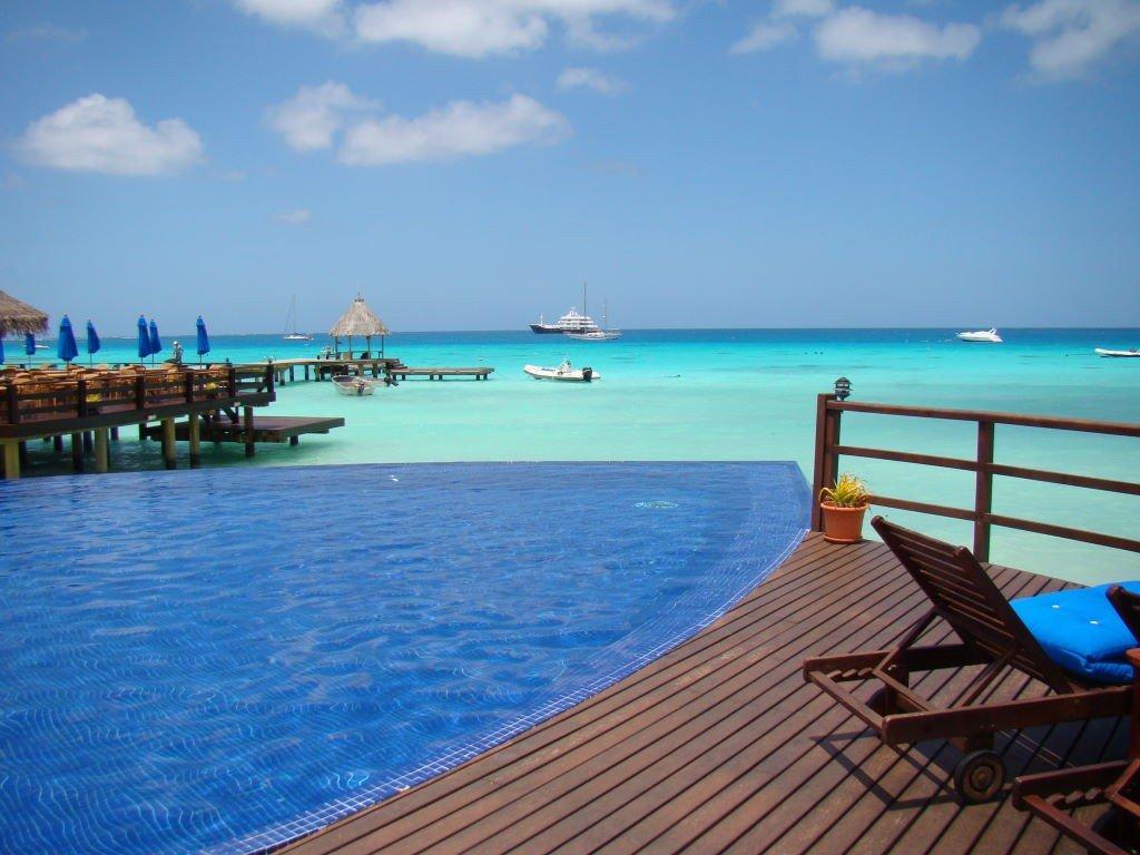Hotel Kia Ora em Rangiroa - Ilha paradisíaca da Polinésia Francesa