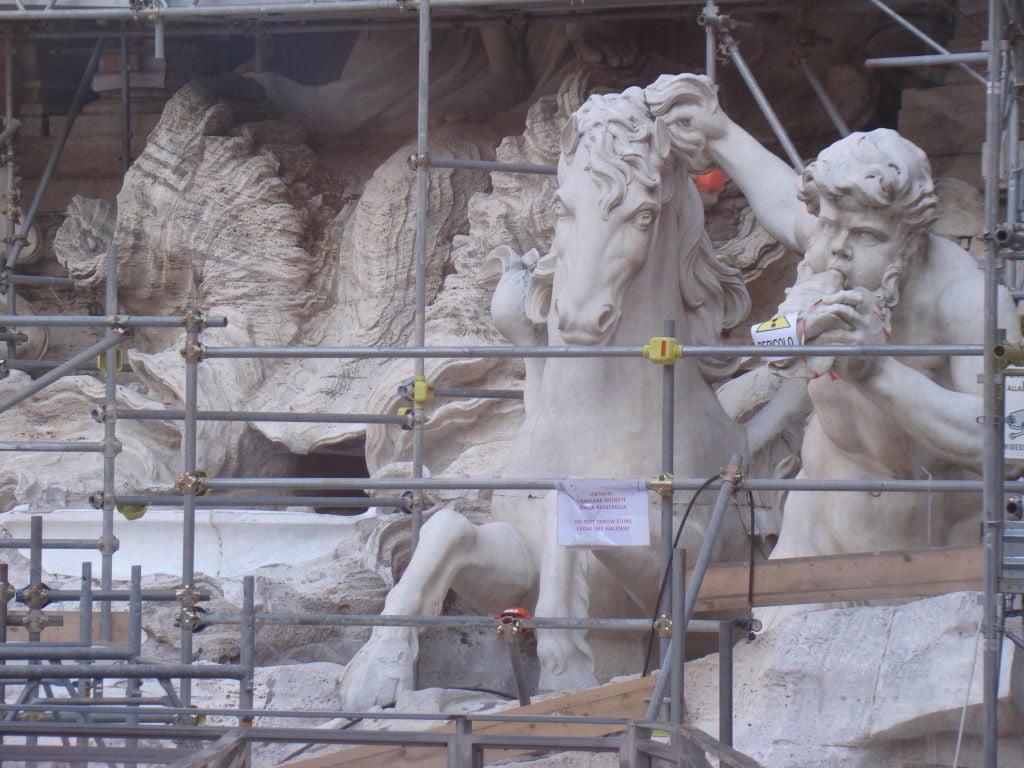 Fontana di Trevi - Pontos Turísticos de Roma - O que fazer em 3 dias