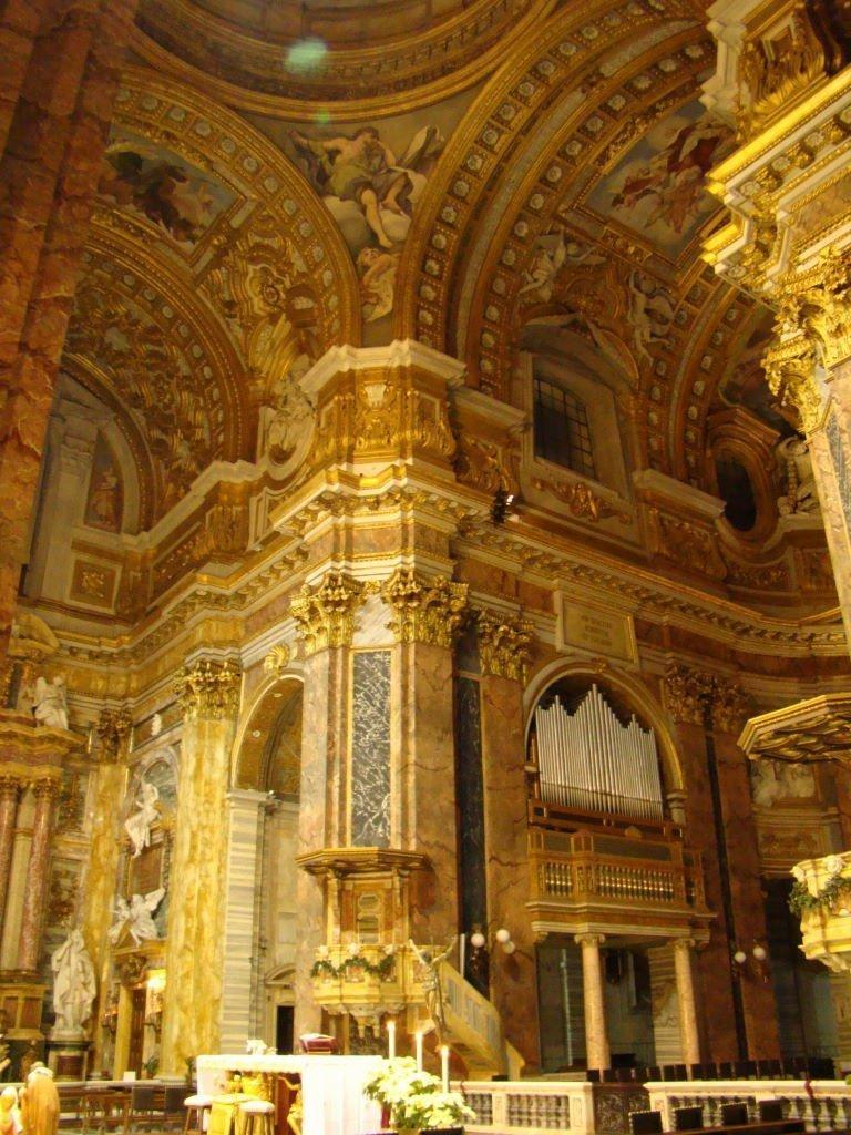 Basílica di San Ambrósio - Pontos Turísticos de Roma - O que fazer em 3 dias