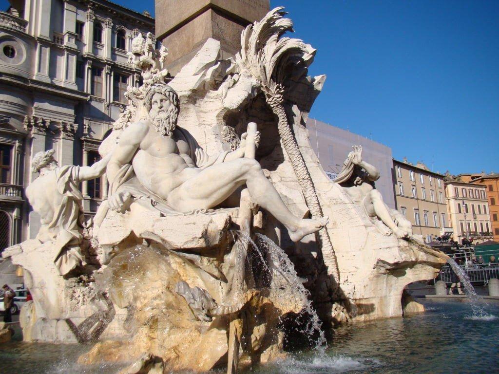 Piazza Navona - Pontos Turísticos de Roma - O que fazer em 3 dias