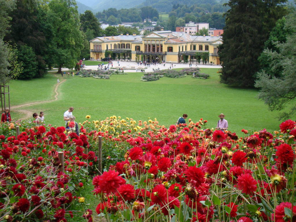 Bad Ischl - Salzkammergut -Bad Ischl - Para onde viajar em julho na Europa