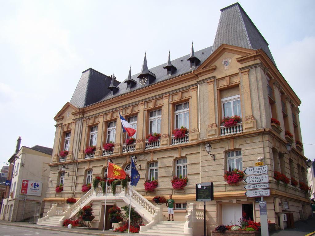 L'Esneval, Normandia, França
