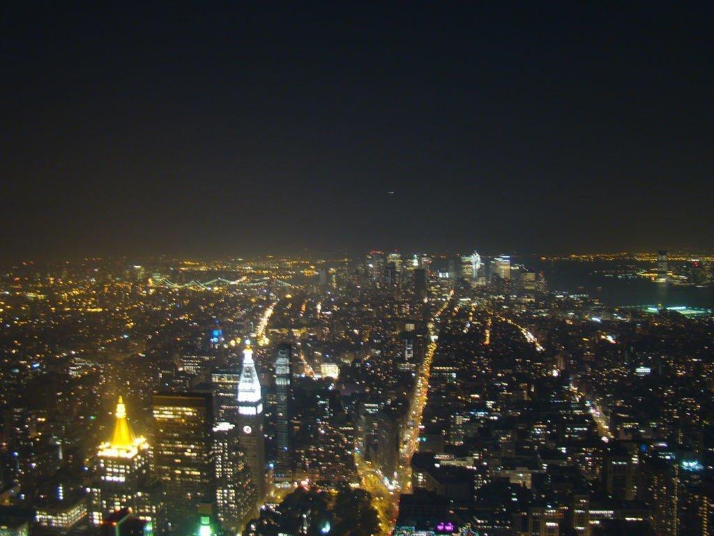 Vista do Empire State Building - Principais Pontos Turísticos de Nova York