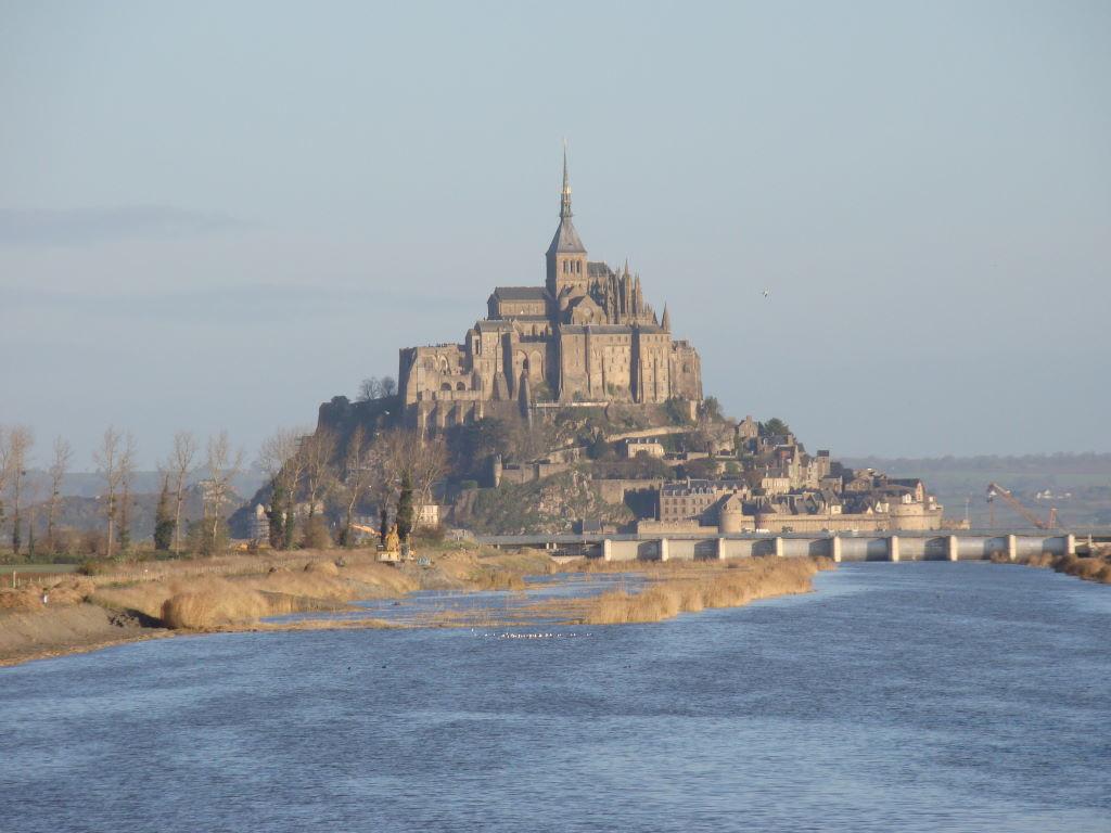 Monte Saint Michel na França - Para onde viajar em julho na Europa