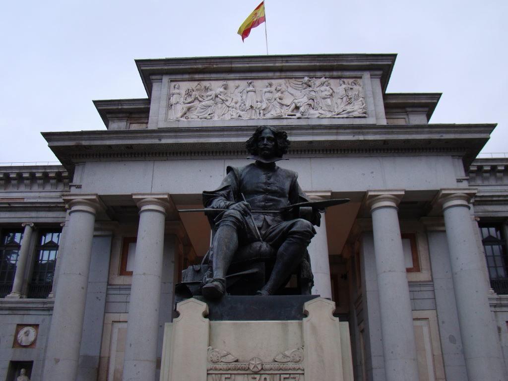 Museu do Prado - Museus em Madrid: Prado, Thyssen e Reina Sofia