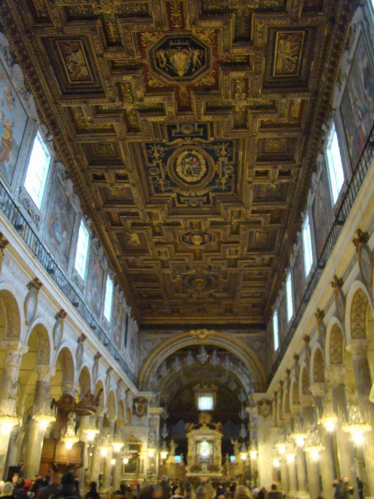 Igreja Santa Maria in Aracoeli - Pontos Turísticos de Roma - O que fazer em 3 dias