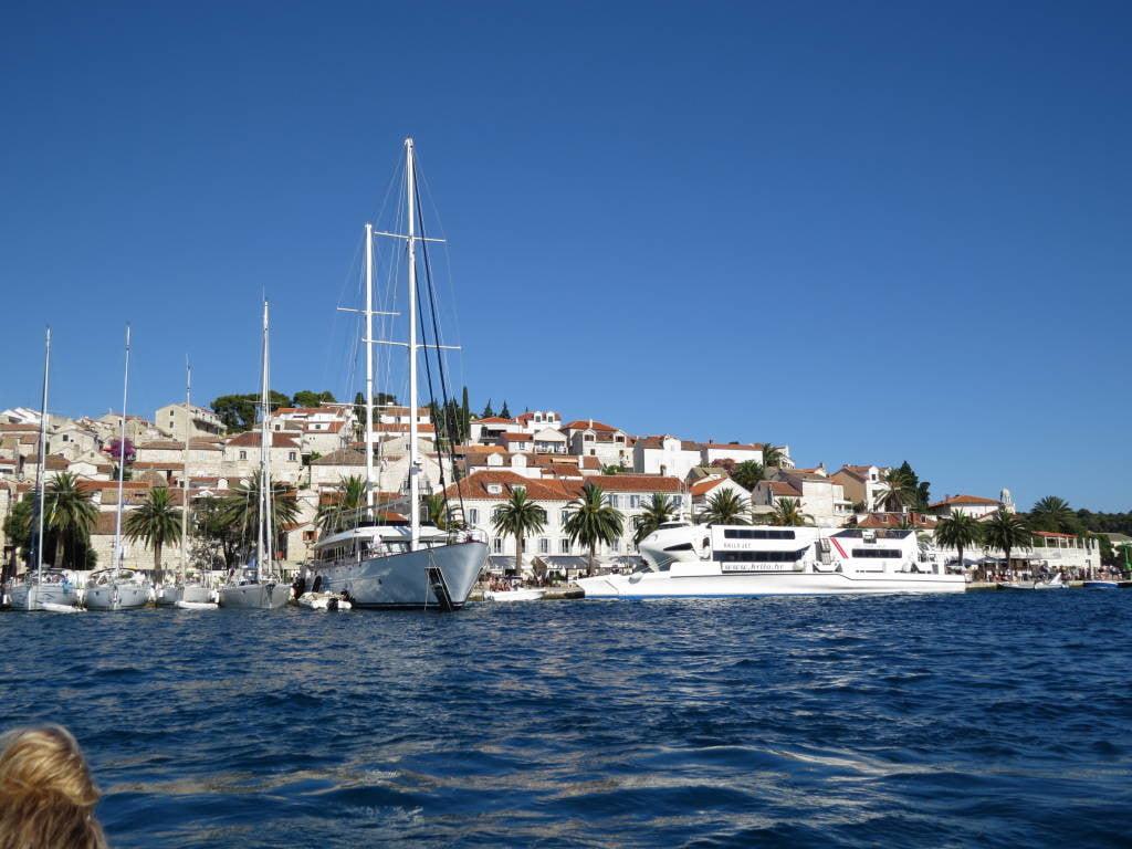 Hvar - Croácia praias e pontos turísticos