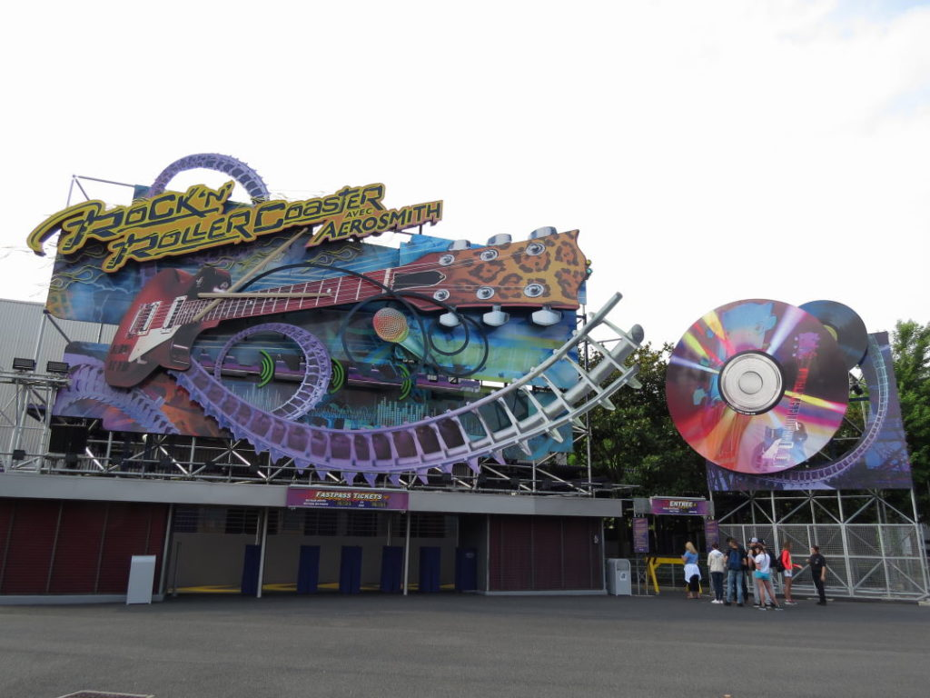 Rock'n'Roller Coaster - Disneyland Paris - Vale a pena?