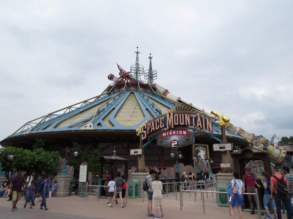 Space Mountain - A Disneyland Paris vale a pena?