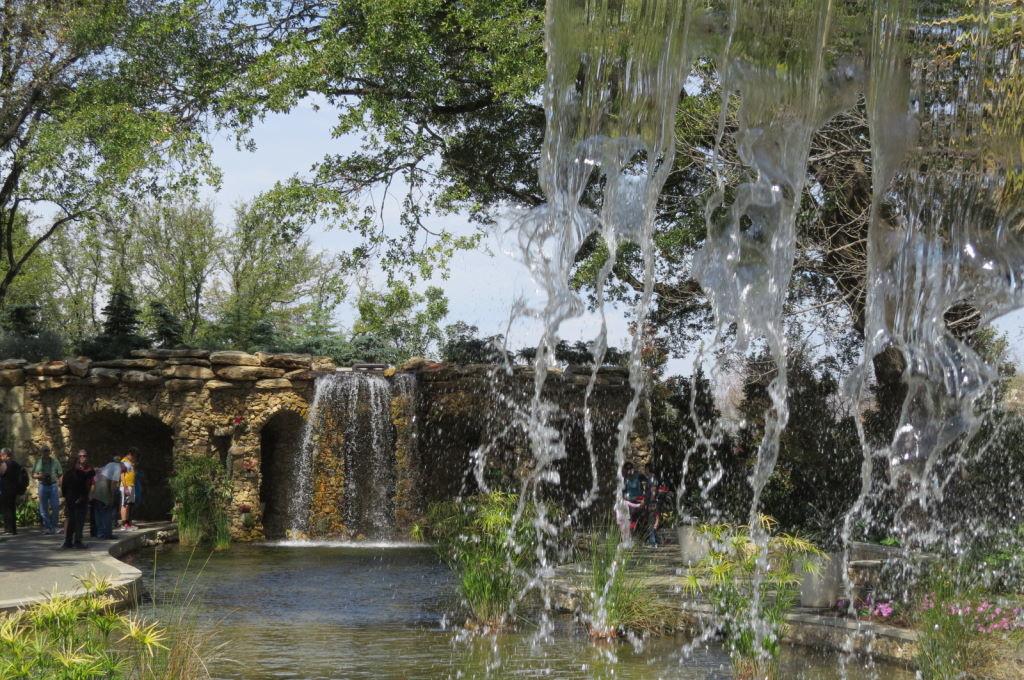 Lay Ornamental Garden - O que fazer em Dallas? Jardim Botânico!