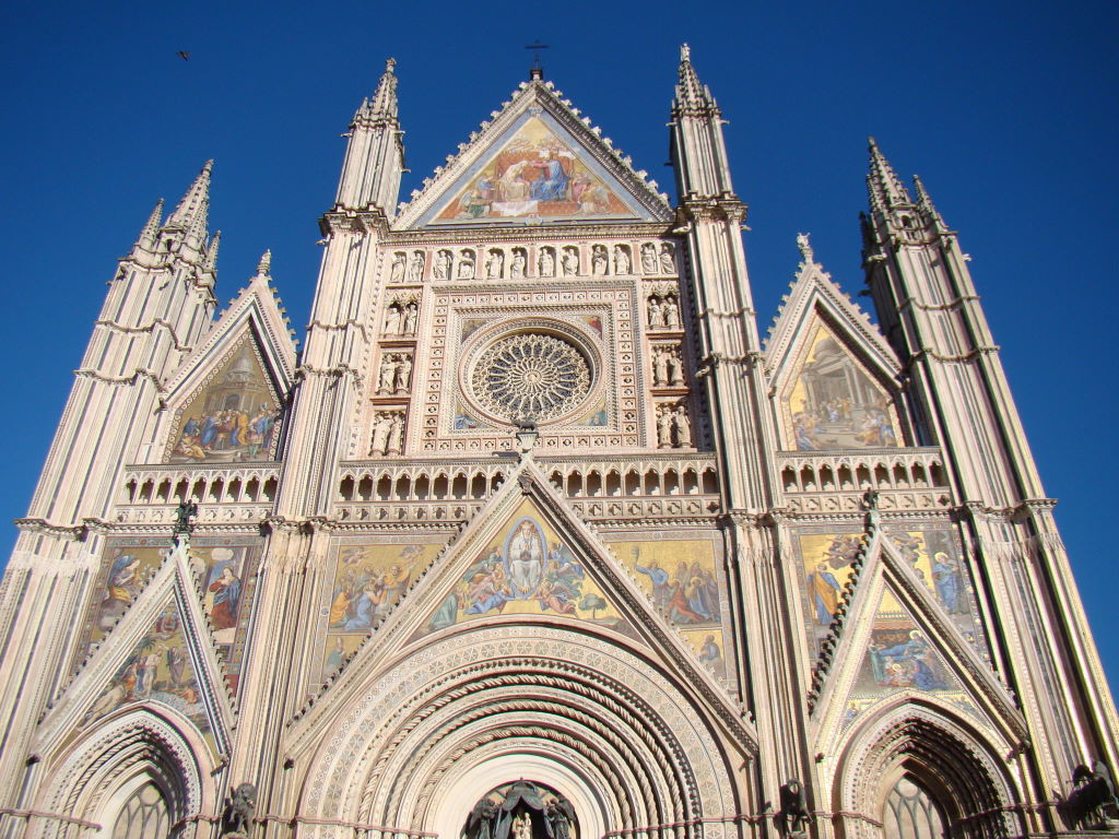 Duomo di Orvieto - Inverno na Europa - Onde ir e o que fazer