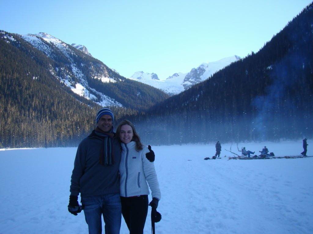 Joffre Lakes Provincial Park - O que fazer em Whistler Canadá além de esquiar