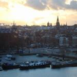 Biblioteca Pública de Amsterdam - A melhor vista da cidade