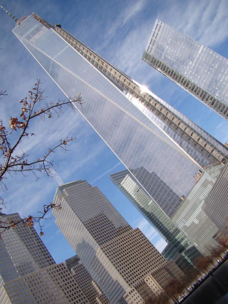 09/11 Memorial - O que fazer em Nova York no inverno - Com neve!