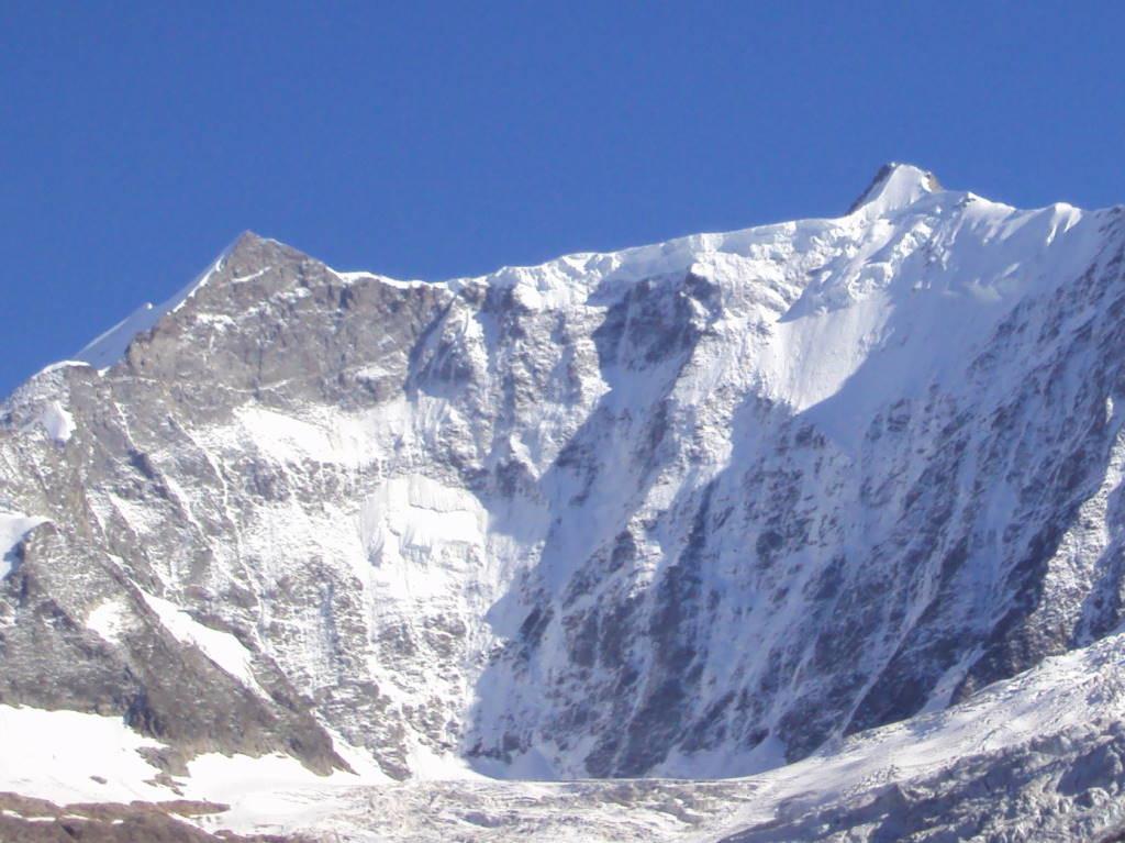 Voo duplo de parapente em Grindelwald na Suíça
