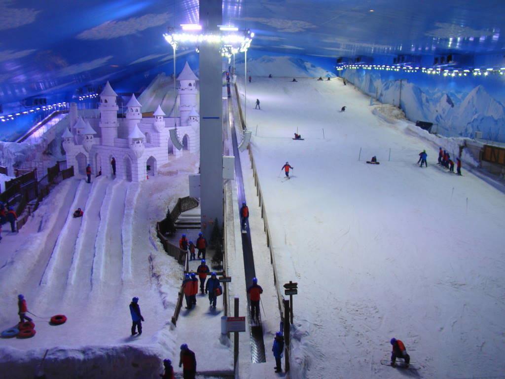 Parque Snowland Gramado Vale a Pena?