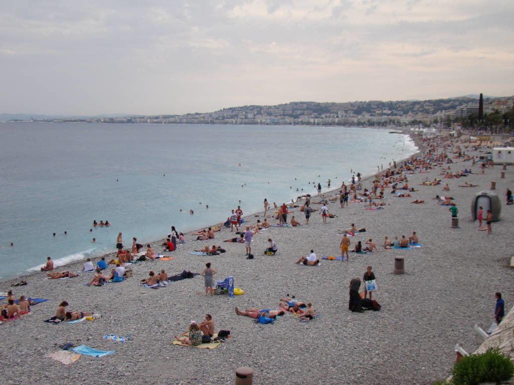 Promenade des Anglais - O que fazer em Nice em 1 dia