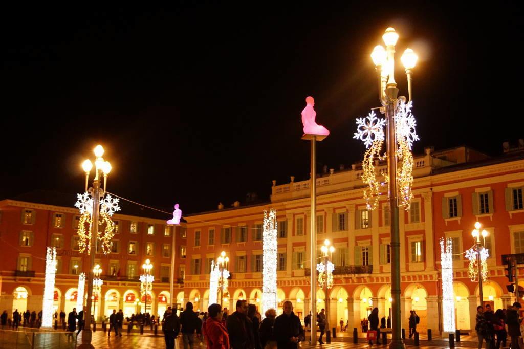 Place Masséna - O que fazer em Nice em 1 dia