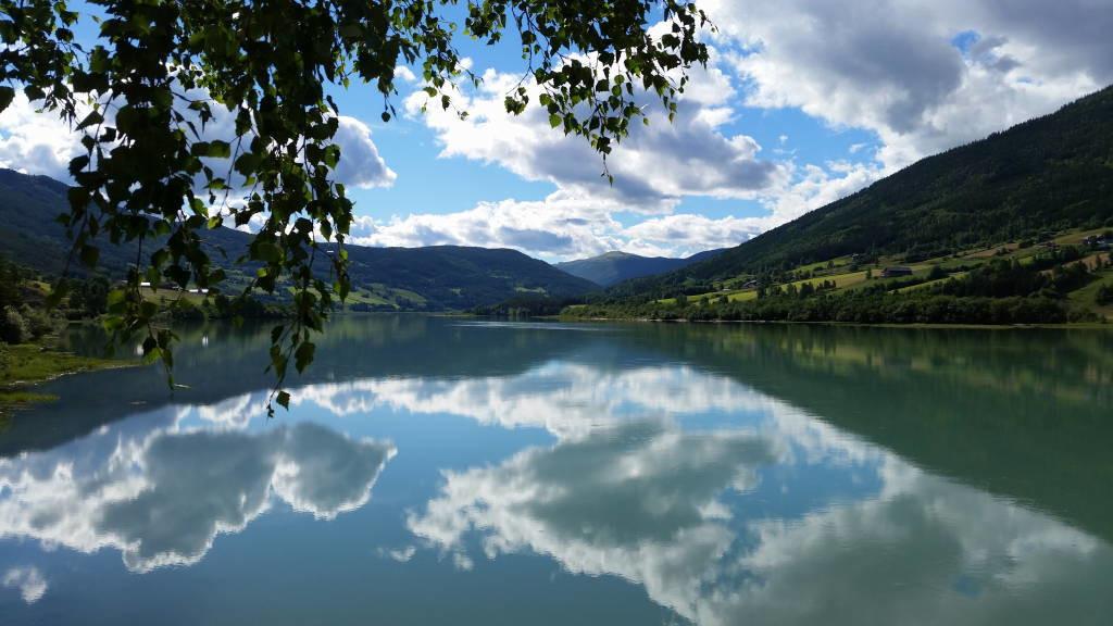 O mais belo dos fiordes na Noruega