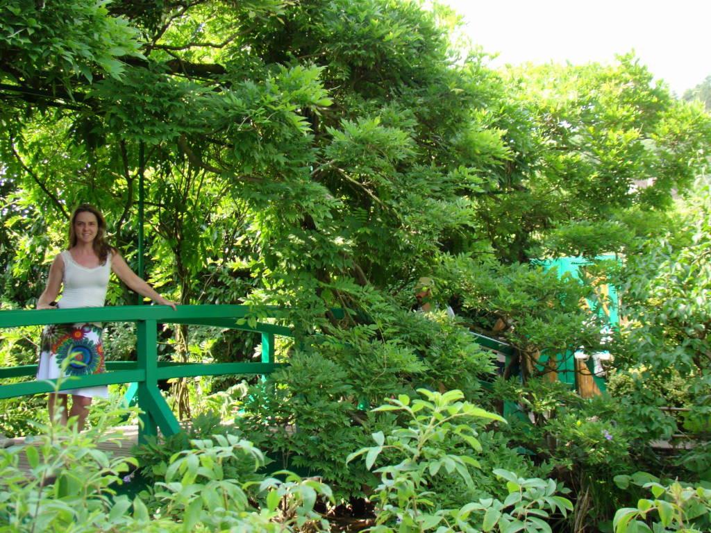 A ponte japonesa