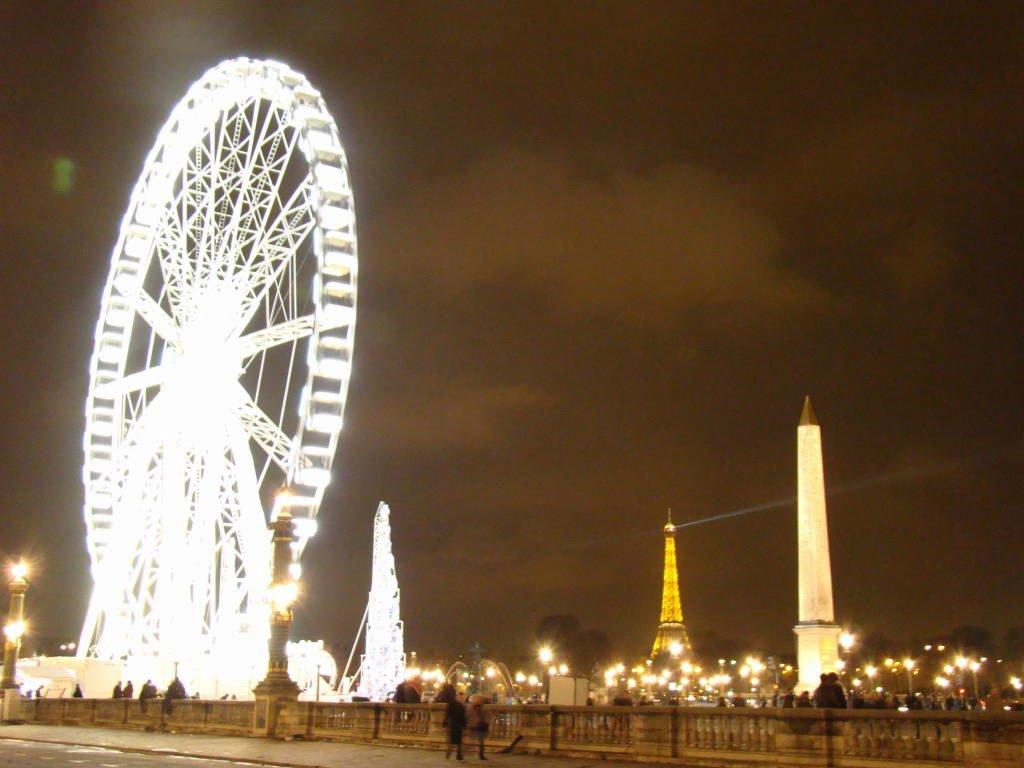 Place de la Concorde - Roteiro Paris 5 Dias - Pontos Turísticos