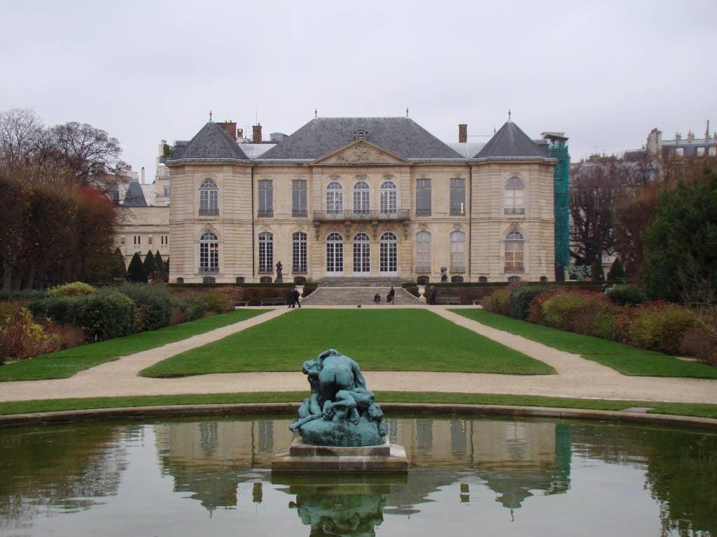 Museu Rodin - Pontos turísticos de Paris - Roteiro 5 dias