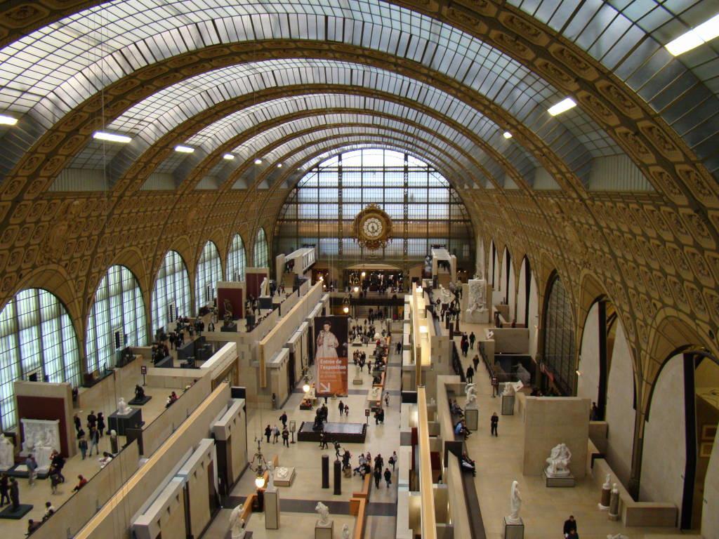 D'Orsay - Pontos turísticos de Paris - Roteiro 5 dias