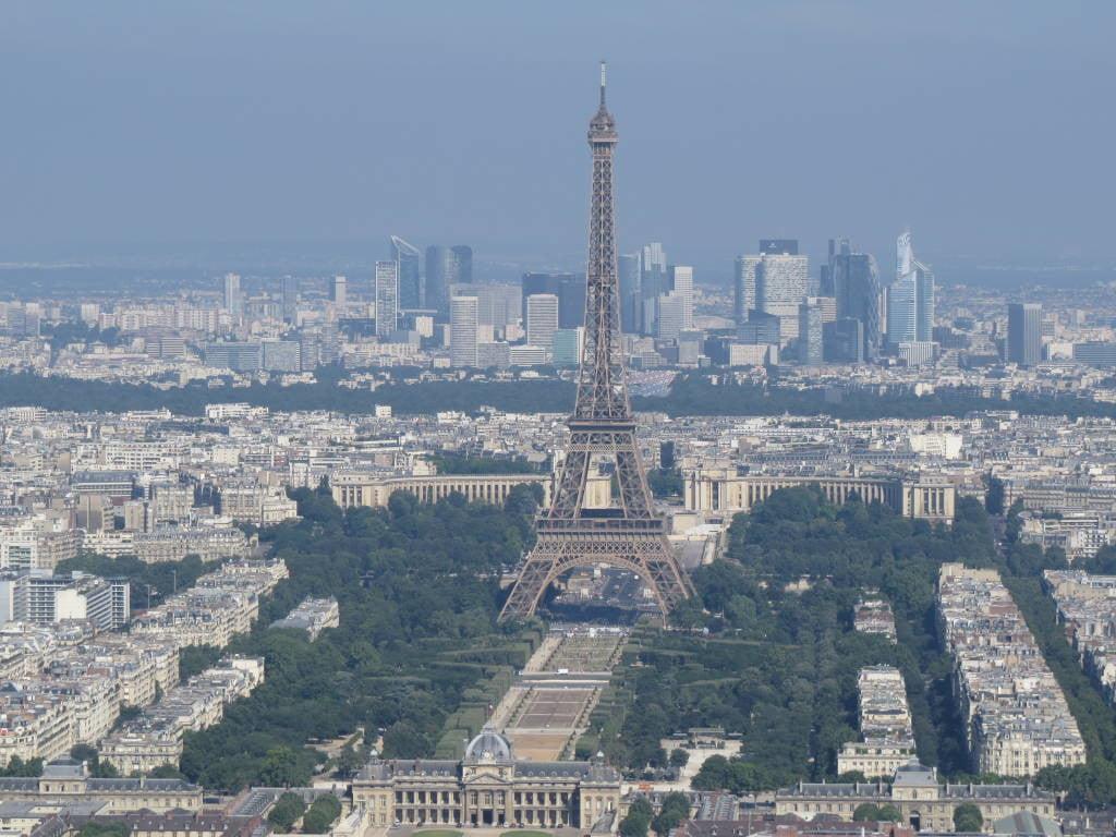 Tour Montparnasse - Pontos turísticos de Paris - Roteiro 5 dias