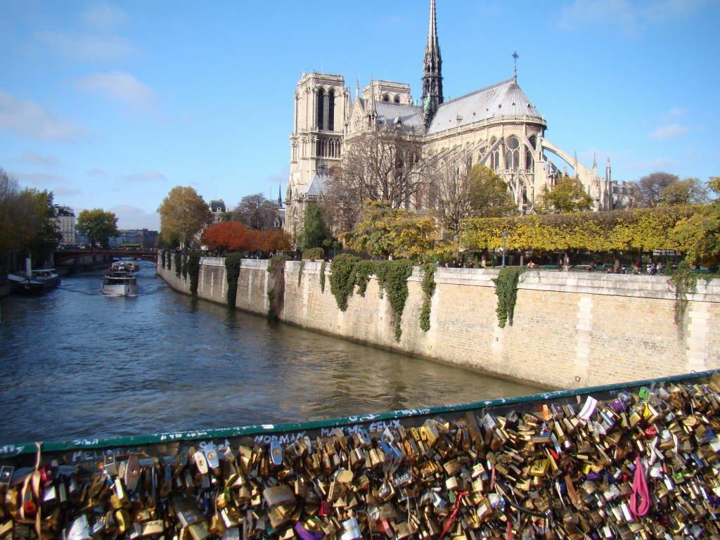 Notre Dame - Roteiro Paris 5 Dias - Pontos Turísticos