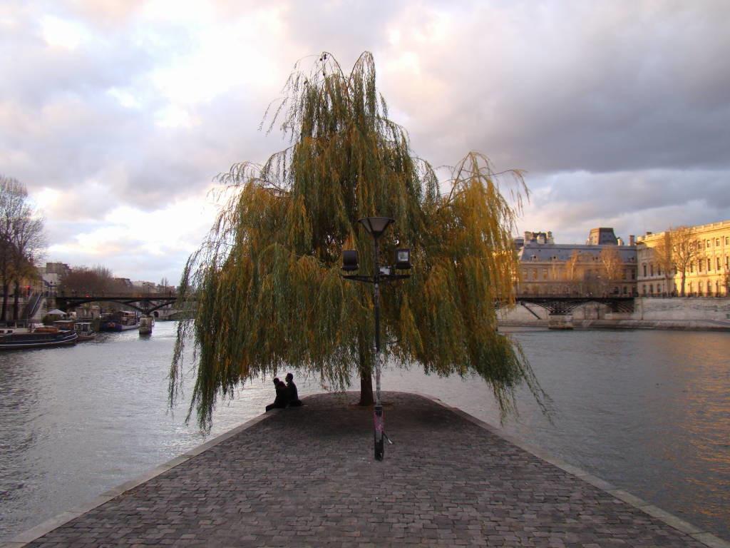 Square du Vert Galant - Roteiro Paris 5 Dias - Pontos Turísticos