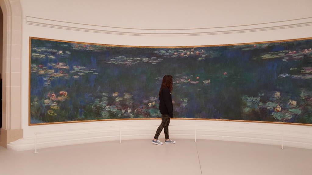 Museu L'Orangerie - Roteiro Paris 5 Dias - Pontos Turísticos