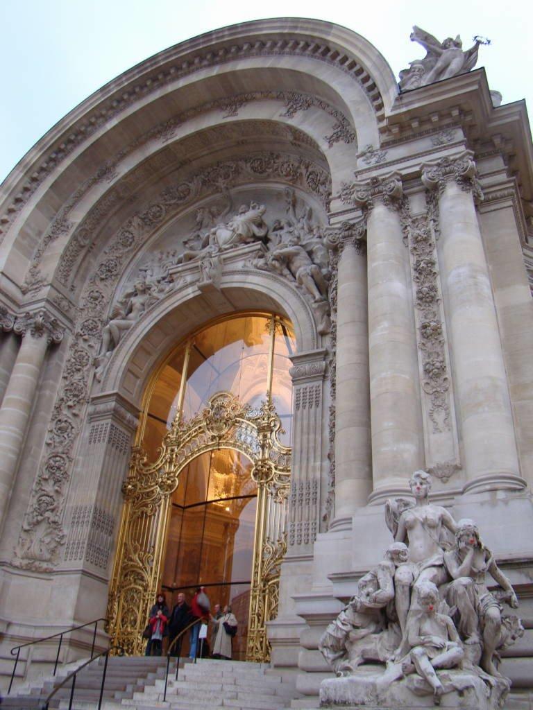 Petit Palais - Roteiro Paris 5 Dias - Pontos Turísticos